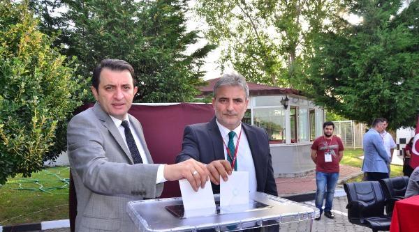 Manisaspor'un Başkanı Abdullah Mergen