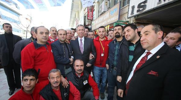 Mansur Yavaş: Ankaralılar Artık Kirli Siyasete İnanmiyor