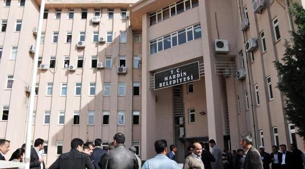 Mardin Belediyesi'nin Elektrikleri Borçtan Kesildi