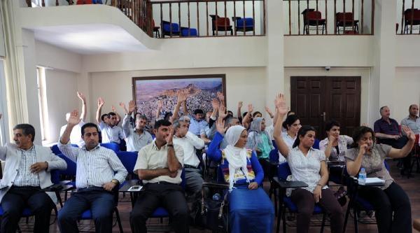 Mardin Büyükşehir Belediyesi'nde 'eşbaşkanlık' Kararı