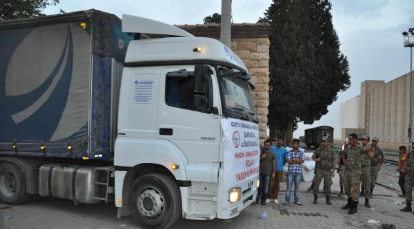 Mardin- Şirnak Eczacı Odası Ezidilere İlaç Gönderdi