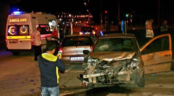 Mardin Ve Elazığ'da Kaza:  1 Ölü, 6 Yaralı