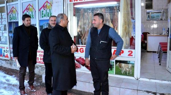 Mardin'de Ak Parti'nin Başkan Adayi Kahraman: Ahmet Türk Ile Aramizda En Ufak Bir Sikinti Yok
