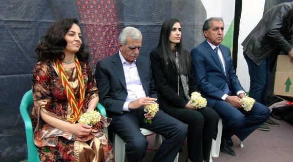 Mardin'de Bdp'li Belediye Başkanı Silahlı Saldırıda Yaralandı (1)