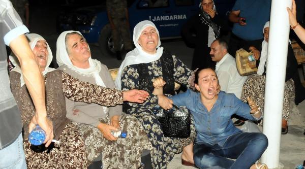 Mardin'de İki Aile Çatişti: 4 Ölü, 17 Yaralı (fotoğraflar)
