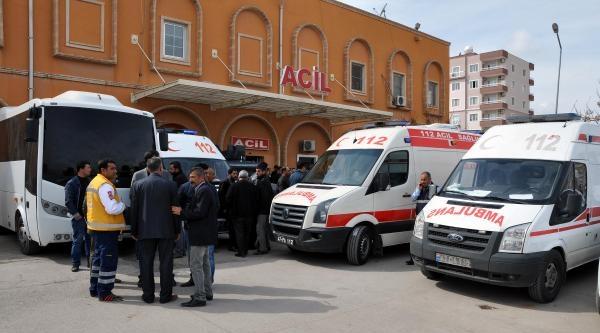 Mardin'de Kum Ocağı Kavgası : 2 Ölü, 13 Yaralı