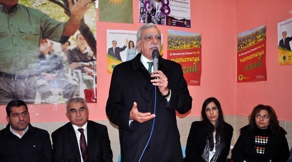 Mardin'de Metinan Aşireti Bdp'ye Katıldı
