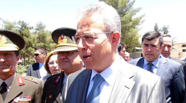 Mardin'de Taciz Ateşi: 1 Polis Yaralı
