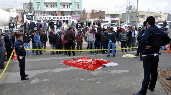 Mardin'de Yayayı Ezen Kamyon Kaçtı