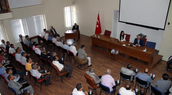 Mardinli Çiftçiler Yüklü Miktardaki Elektrik Faturalarına Çözüm Bulunmasını İstedi