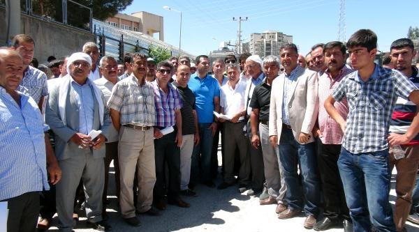 Mardinli Çiftçilerin Elektrik Faturası Tepkisi