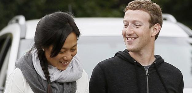 Mark Zuckerberg Türkiye'de