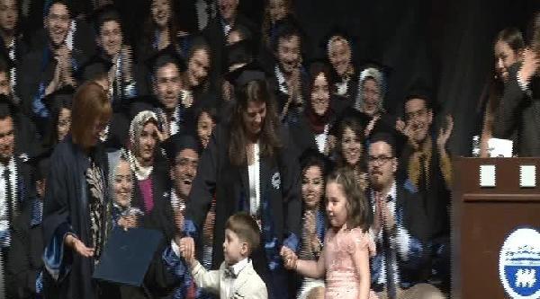 Marmara Tıp'ta Mezuniyet Töreni