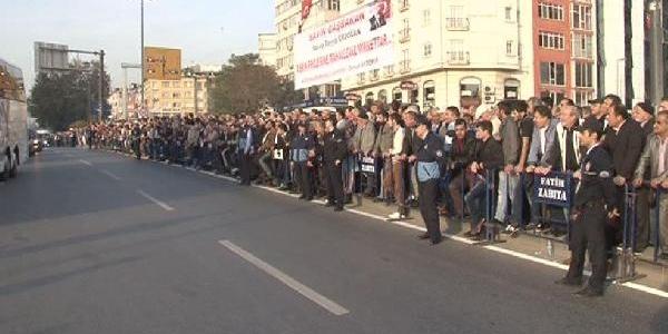 Marmaray Vatandaşlarin Akinina Uğradi
