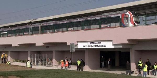 Marmaray'a Entegrasyon Sağlayacak Yeni Iett Hatlari Tanitildi