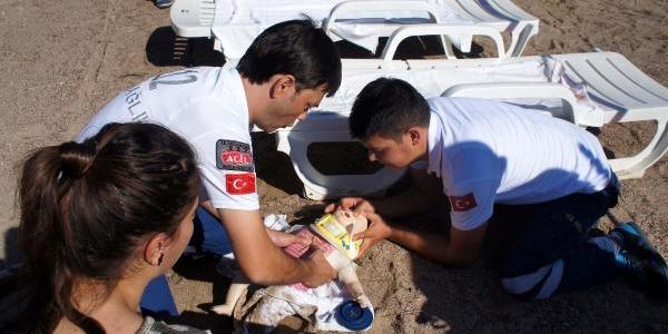 Marmaris'Te Ambulans Rallisi Heyecani