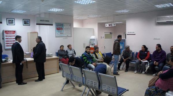 Marmaris'Te Gida Zehirlenmesinden 50 Kişi Hastanelik Oldu (2)