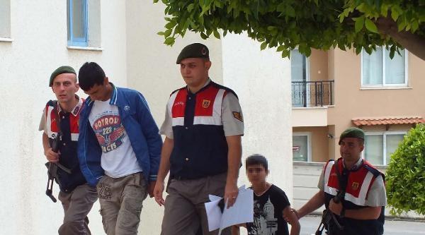 Marmaris'te Hırsızlık Şüphelileri Yakalandı
