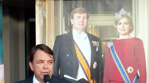 Marmaris'te Hollanda'nın 'kral Günü' Kutlandı