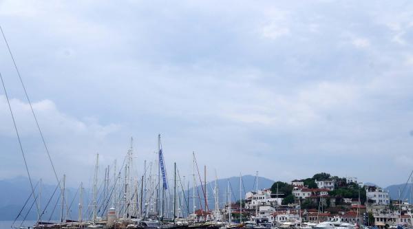 Marmaris'te Kiralık Lüks Tekneler Sergilendi