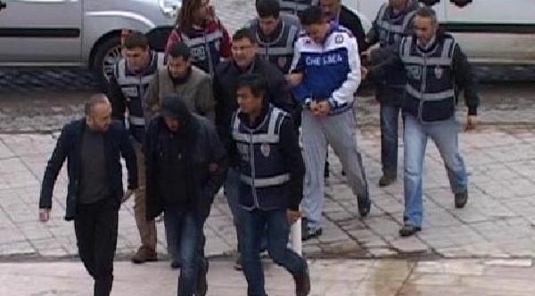 Marmaris'Te Tefeci Operasyonu: 7 Gözalti