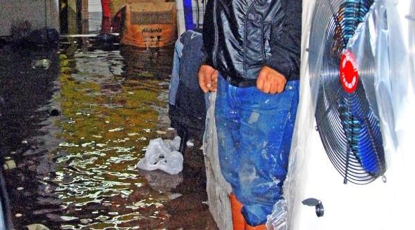 Marmaris'Te Yağmur, Firtina, Dolu (2)