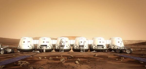 """Mars'a Gidecek İlk İnsanlar """"endemol Şovu""""nda Seçilecek"""