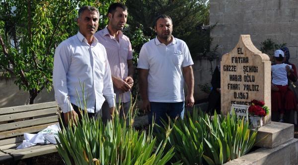 Mavi Marmara'da Hayatını Kaybeden Fahri Yaldız, Memleketinde Anıldı