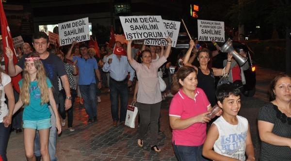 Mavişehir'de Ticari Yapilaşmaya Mahkeme 'dur' Dedi
