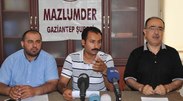 Mazlumder'den Suriyelilere Karşı Sağduyu Çağrisi
