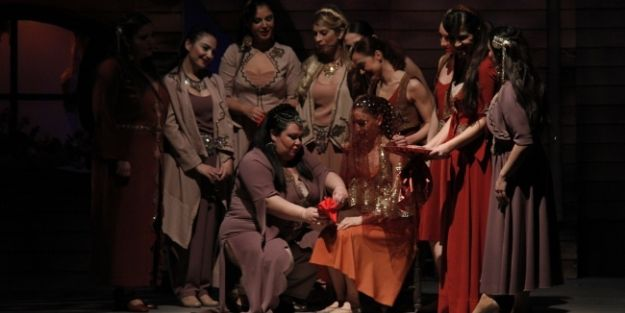 Mdob 'seslerle Anadolu'yu Osmaniye'de Sahneledi