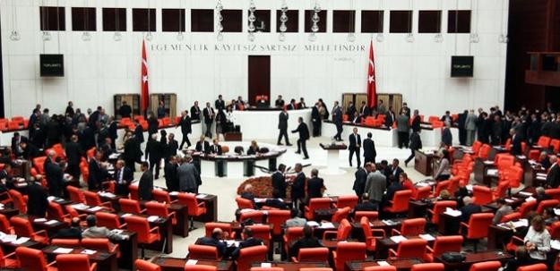 Meclis idam kararına karşı ortak bildiri yayınladı!