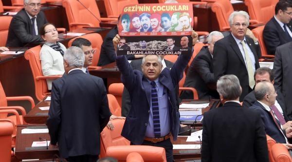 Meclis'te 'döviz' Gerginliği