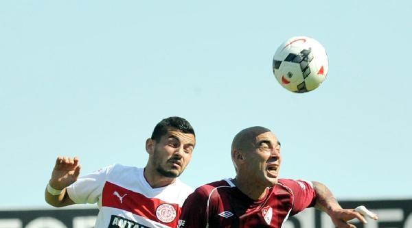 Medical Park Antalyaspor- Elazığspor: 1-2