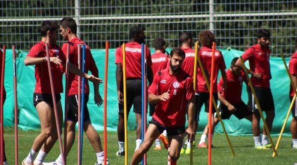 Medical Park Antalyaspor'da Hedef Süper Lig