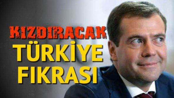 Medvedev, Ukrayna'ya Türkiye'yi örnek gösterdi