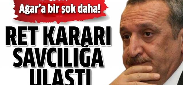 Mehmet Ağar'a bir şok daha!