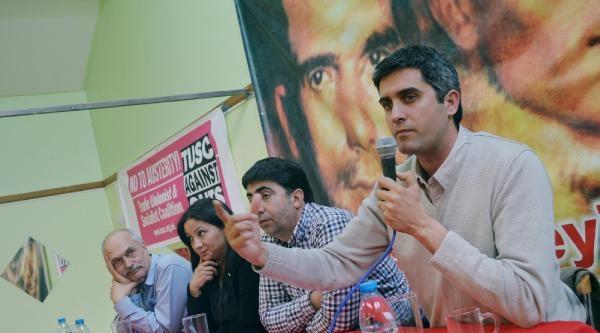 Mehmet Ali Alabora Londra'da Panele Katıldı