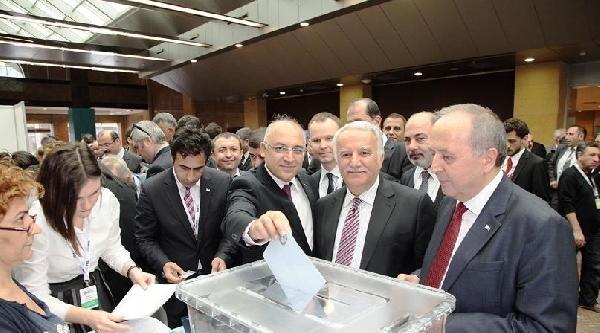 Mehmet Büyükekşi 4 Yıl Daha Tim Başkanı