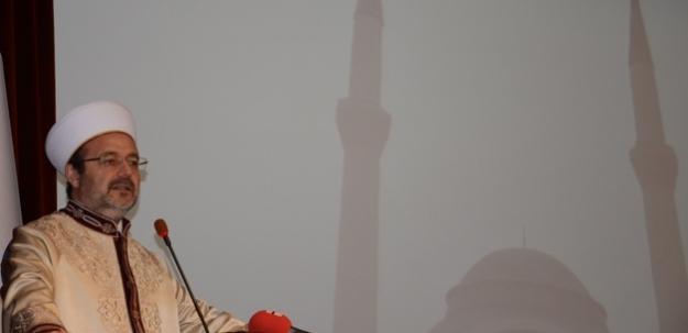 Mehmet Görmez: Güç kavgaları gençleri dinden soğutuyor...