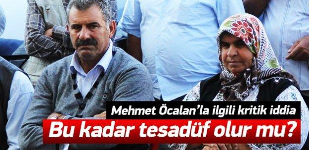 'Mehmet Öcalan ne zaman İmralı'ya gitse...
