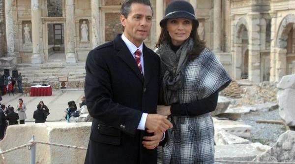 Meksika Cumhurbaşkani Izmir'De / Ek