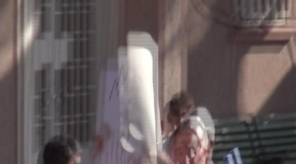 Melih Gökçek'e Mahmudiye'de Dövizli Protesto