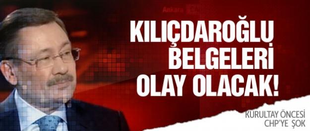 Melih Gökçek'ten olay yaratacak Kılıçdaroğlu belgeleri!