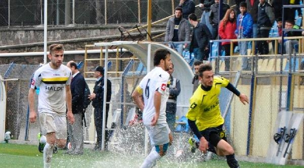 Menemen Belediyespor - Arsinspor Fotoğrafları