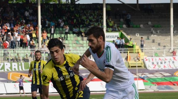 Menemen Belediyespor- Yeni Diyarbakırspor Maçı Fotoğrafları