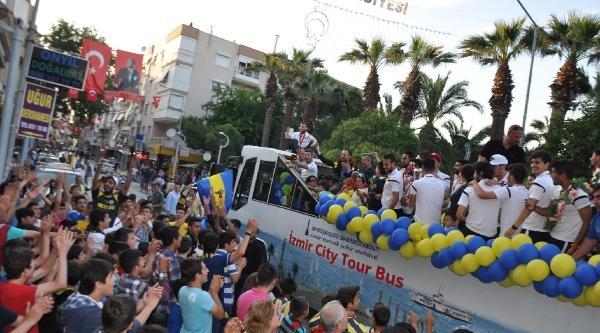 Menemen Belyediyespor'da Çoşku Bitmiyor
