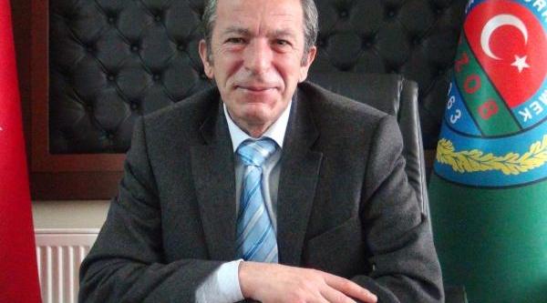 Meram Ziraat Odasi Başkani:''yağişlar Yetersiz Hububat, Gelişiminin 1.5 Ay Gerisinde''