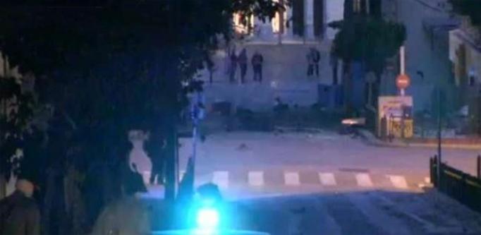 Merkez Bankası'na bombalı saldırı!