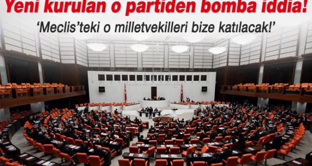 Merkez Parti Başkanı'ndan bomba iddia!